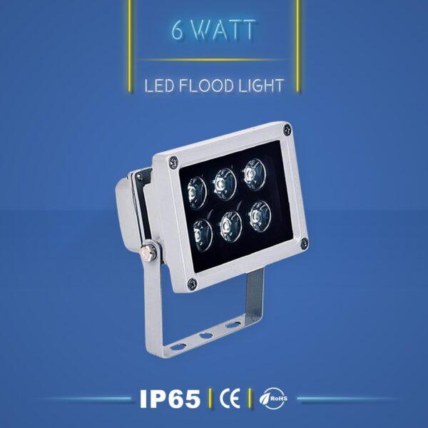 پروژکتور ال ای دی 6 وات نورنگار ، برای نورپردازی نما و روشنایی محوطه ها مناسب است. پروژکتور ال ای دی 6 وات در چهار مدل تک رنگ ، مولتی کالر ، RGB و DMX تولید می شود. شرکت نورنگار ، پروژکتور ال ای دی 6 وات را به صورت سفارشی ، با توجه به نوع پروژه نورپردازی و با پخش نور اختصاصی تولید میکند. پروژکتور ال ای دی 6 وات نورنگار دارای استاندارد ضد آب IP65 است و 18 ماه گارانتی دارد.