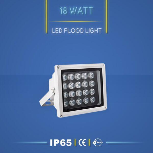 پروژکتور ال ای دی 18 وات نورنگار ، برای نورپردازی نما و روشنایی محوطه ها مناسب است. پروژکتور ال ای دی 18 وات در چهار مدل تک رنگ ، مولتی کالر ، RGB و DMX تولید می شود. شرکت نورنگار ، پروژکتور ال ای دی 18 وات را به صورت سفارشی ، با توجه به نوع پروژه نورپردازی و با پخش نور اختصاصی تولید میکند. پروژکتور ال ای دی 18 وات نورنگار دارای استاندارد ضد آب IP65 است و 18 ماه گارانتی دارد.