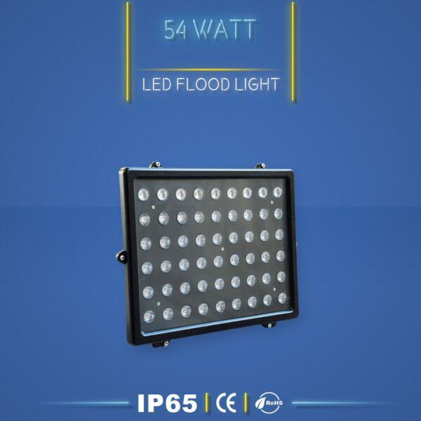 پروژکتور ال ای دی 54 وات نورنگار ، برای نورپردازی نما و روشنایی محوطه ها مناسب است. پروژکتور ال ای دی 54 وات در چهار مدل تک رنگ ، مولتی کالر ، RGB و DMX تولید می شود. شرکت نورنگار ، پروژکتور ال ای دی 54 وات را به صورت سفارشی ، با توجه به نوع پروژه نورپردازی و با پخش نور اختصاصی تولید میکند. پروژکتور ال ای دی 54 وات نورنگار دارای استاندارد ضد آب IP65 است و 18 ماه گارانتی دارد.