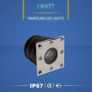 چراغ دفنی 1 وات نورنگار ، برای نورپردازی نما ، ستون ، درختچه ، راهرو و راه پله و روشنایی محوطه ها مناسب است. چراغ دفنی 1 وات در چهار مدل تک رنگ ، مولتی کالر ، RGB و DMX تولید می شود. شرکت نورنگار ، چراغ دفنی 1 وات را به صورت سفارشی ، با توجه به نوع پروژه نورپردازی و با پخش نور اختصاصی تولید میکند.چراغ دفنی 1 وات نورنگار دارای استاندارد ضد آب IP67 ( و به سفارش مشتری IP68 ) است و دارای 18 ماه گارانتی است .