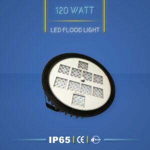 چراغ سوله ای 120 وات پروژکتور ال ای دی 120 وات