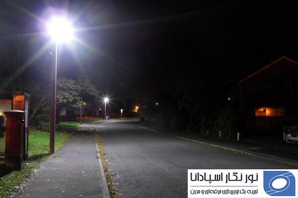بررسی خیرگی در نورپردازی-شرکت نورنگار اسپادانا