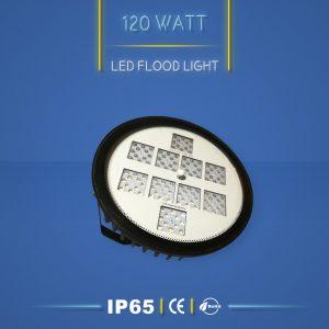 چراغ سوله ای 120 وات چراغ صنعتی 120 وات چراغ کارگاهی یا پروژکتور کارگاهی یک پروژکتور با نور بسیار شدید است
