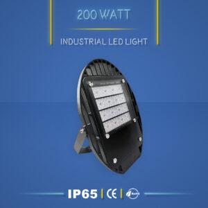 چراغ سوله ای 200 وات چراغ صنعتی 200 وات نورنگار ال ای دی Industrial Light 200w